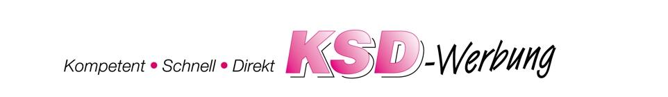 KSD-WERBUNG